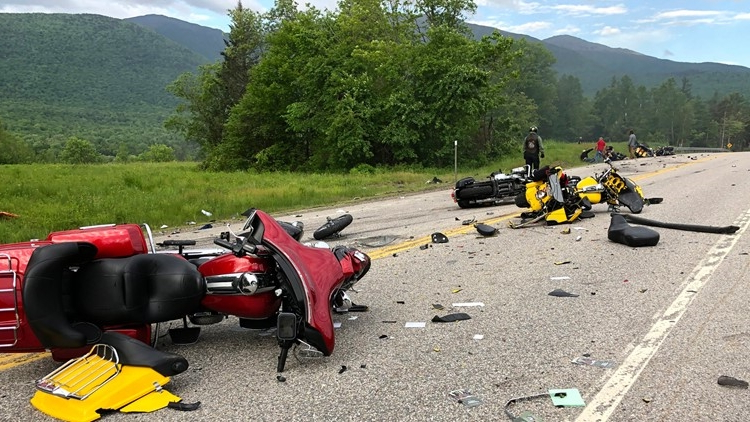 Crime: Police identify victims in deadly NH motorcycle crash