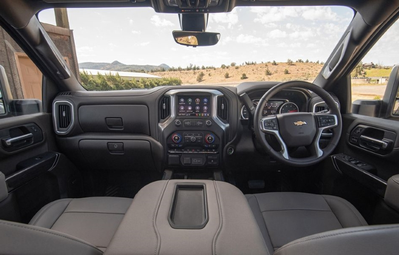 News: 2020 Chevrolet Silverado 2500HD first drive: Teched out for towing - PressFrom - Canada