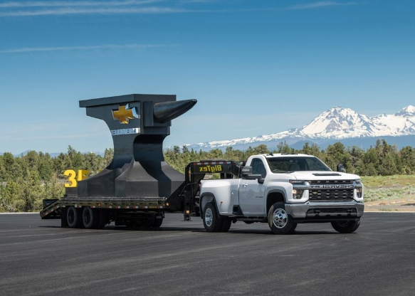 News: 2020 Chevrolet Silverado 2500HD first drive: Teched out for