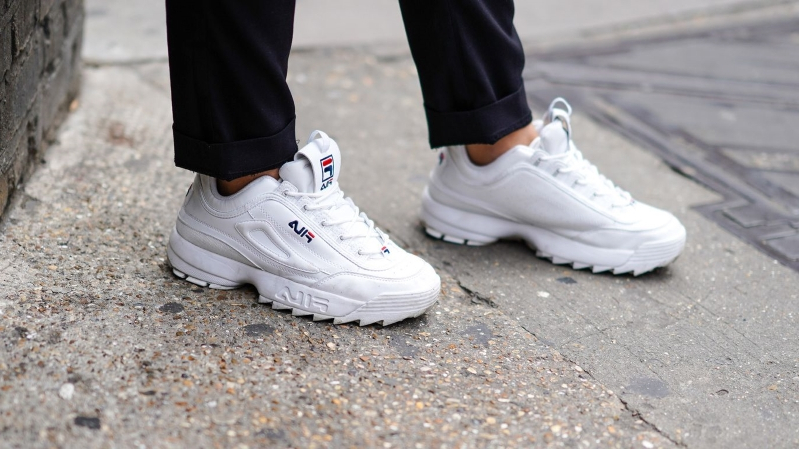 The Man Who Brought Fila Back From Dead Is Worth 0 Million