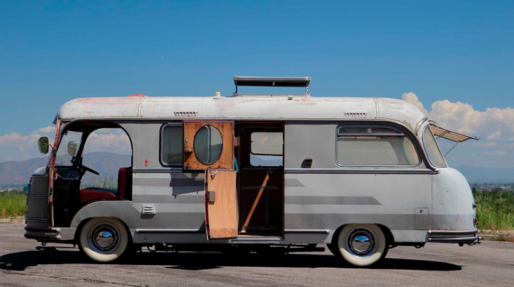 Ownership: This Amazing Porsche 356-Powered FWD Camper is Up