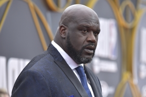 This perfect Shaq impersonation at the NBA Awards show had fans in tears