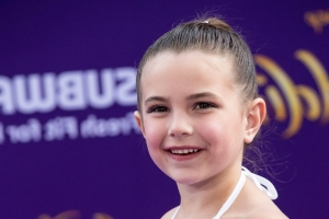 'Avengers: Endgame' Star Lexi Rabe, 7, Urges Fans 'Please Don't Bully My Family'