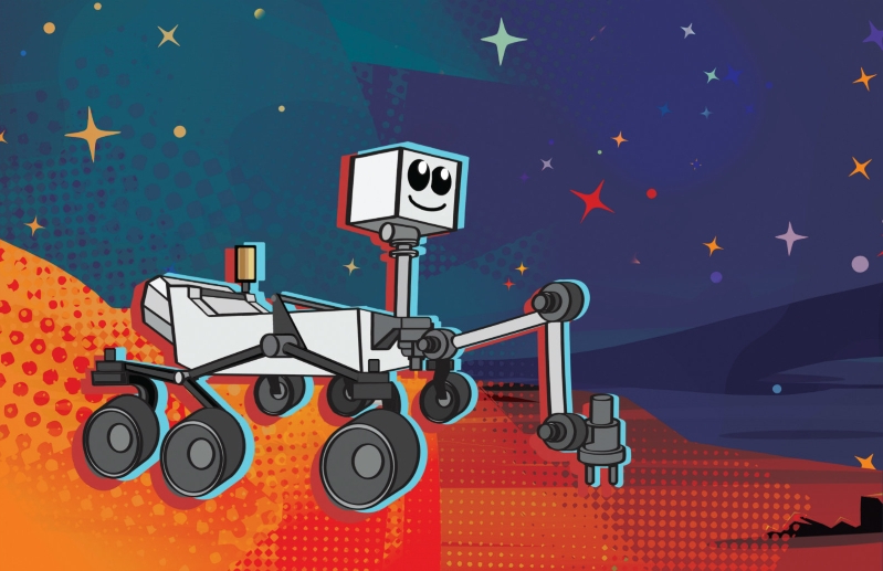 Technology: Help NASA name its Mars 2020 rover - PressFrom ...