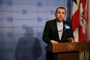 Iran tells UN it cannot save nuclear deal