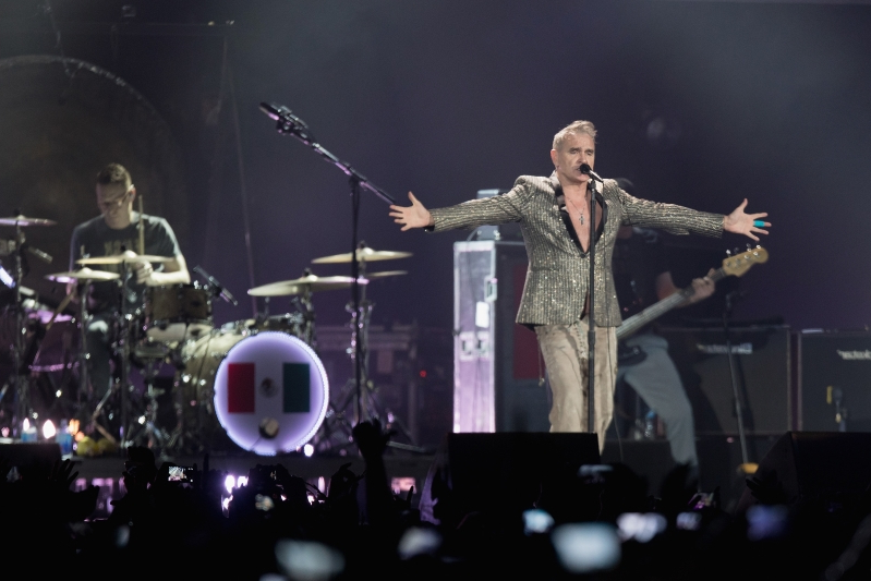 Morrissey slammed for latest outburst on 'racism'