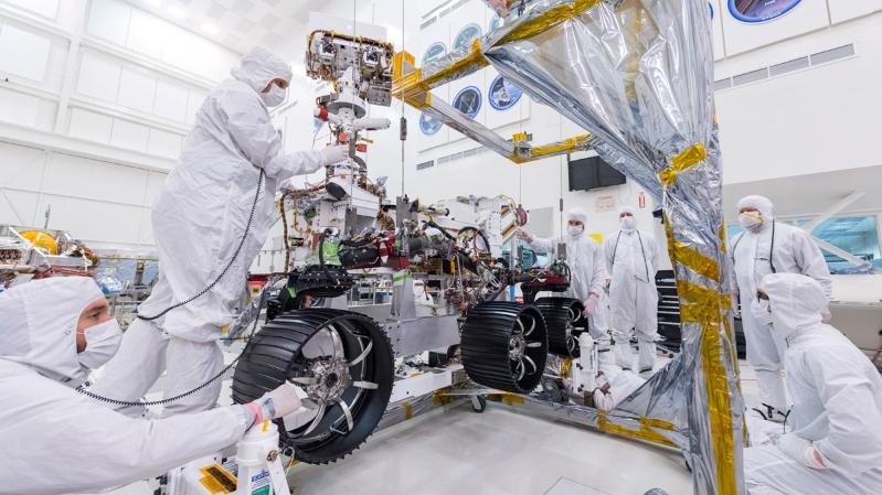 Tech & Science : NASA needs a name for its 2020 rover, and ...