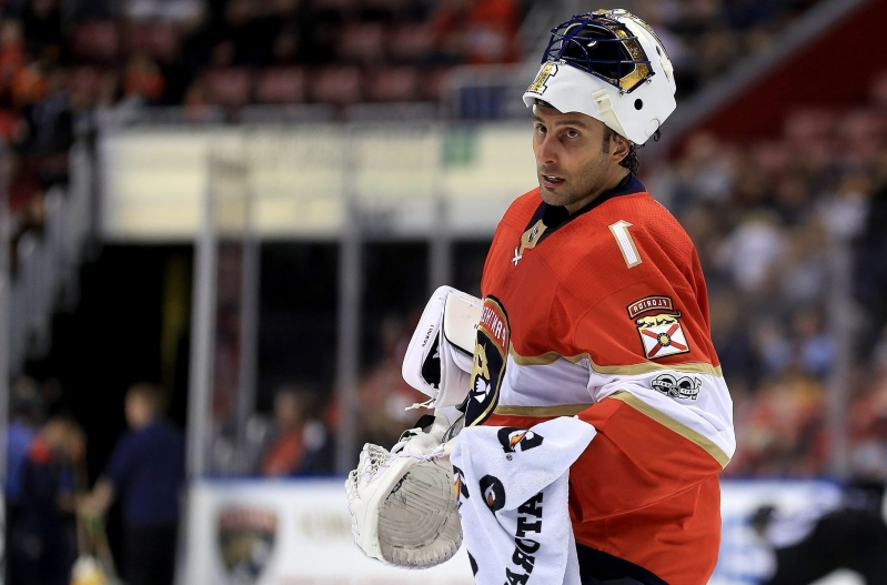 Sport Roberto Luongo Retires After 19 Nhl Seasons Pressfrom Us