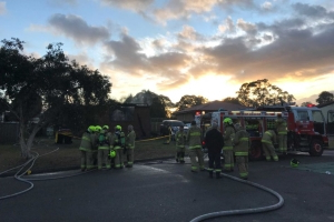 Three children dead in Singleton fire