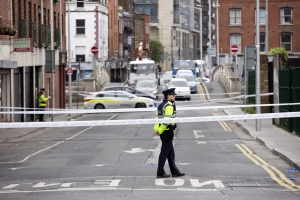 Woman (30s) dies in suspected stabbing in Dublin city centre