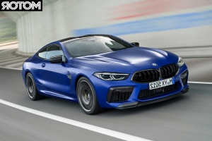 2020 BMW M8 revealed in coupe and convertible form
