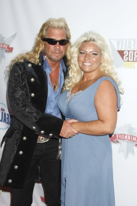 Entertainment: Beth Chapman's daughter tearfully tweets: 'You've got