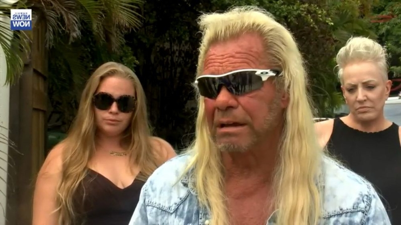 Entertainment: Dog the Bounty Hunter Tearfully Reveals His