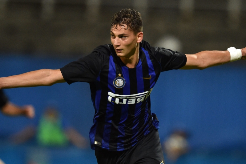 Liverpool showing strong interest in Inter Milan's Sebastiano Esposito