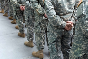 Rate of some STIs rising in the US military