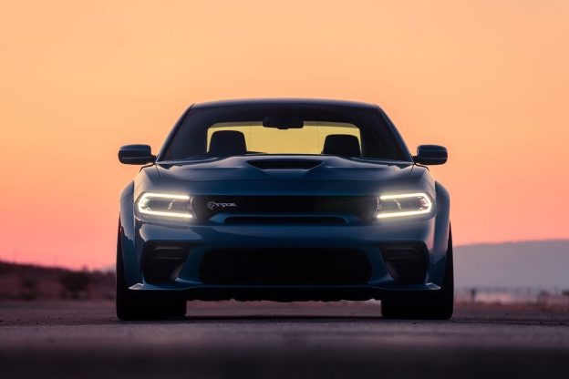 The 2020 Dodge Charger Hellcat Widebody Looks Meaner and Corners Harder