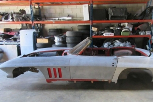 Would You Pay This Much For A Corvette Body?