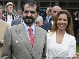 World: Dubai's Princess Haya 'goes into hiding in London with her