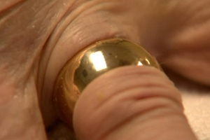 Man Finds 94-Year-Old Woman's Wedding Ring Nearly 50 Years After She Lost It
