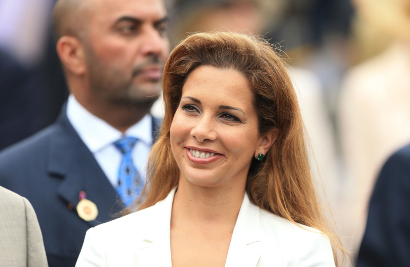 US News: Dubai's Princess Haya 'goes into hiding in London with her