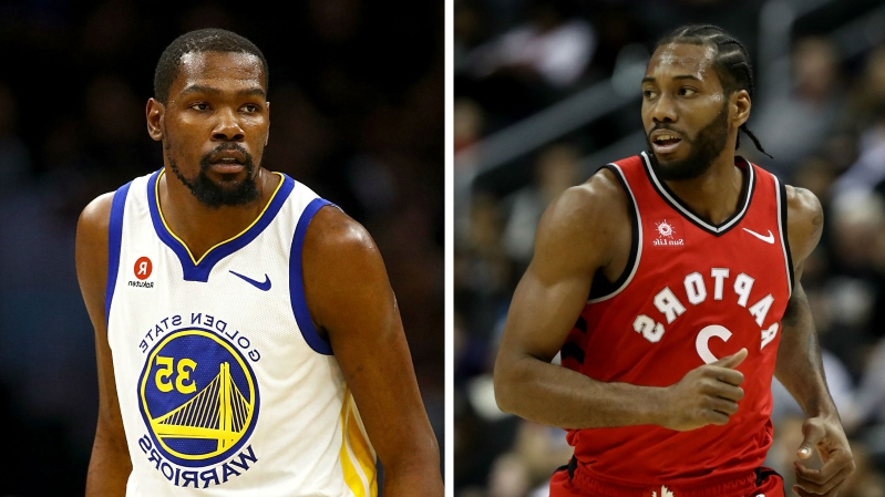 NBA free agency rumors: Kevin Durant, Kawhi Leonard discuss playing together