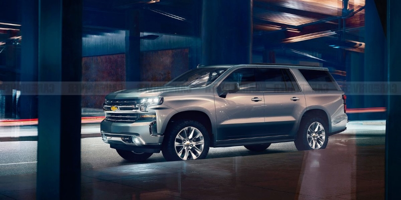 2021 Chevrolet Tahoe And Suburban Could Be Next-gen Models >> News The 2021 Chevrolet Tahoe Is A Big Suv That Will Pack