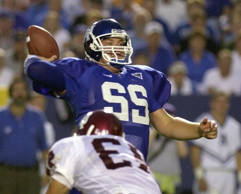 SportFormer Kentucky star QB Jared Lorenzen 'fighting with everything he has' in hospital