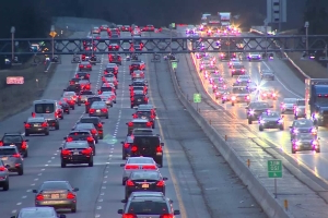 Fourth of July to bring triple the traffic to Boston, AAA says