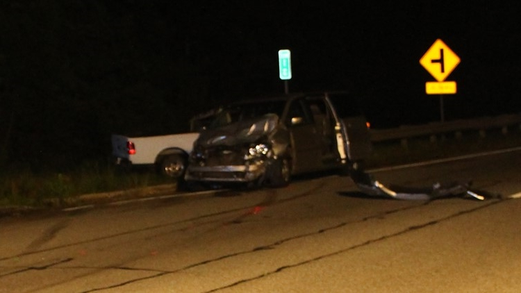 Crime: Lawrenceville man killed in fiery wreck, 5 others