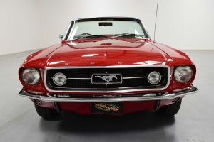 Real, Unrestored, and Rare 1967 Ford Mustang GTA