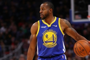 Warriors trade rumors: Golden State sends Andre Iguodala to Grizzlies, clears cap space for D'Angelo Russell
