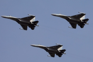 China May Buy More Advanced Russian Jets, Ignoring U.S. Sanctions