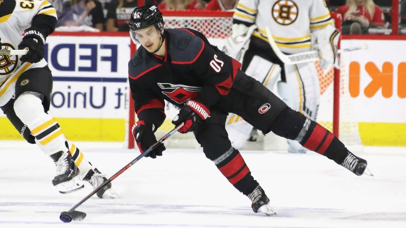 Sport: Hurricanes will match Canadiens' offer sheet to Sebastian Aho