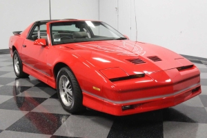 Pontiac Trans Am Is A Third-Gen Charmer