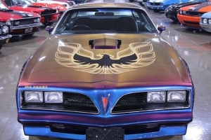 Unique Paintjob: 1977 Pontiac Firebird Trans Am