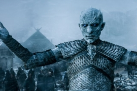 A New Bee Fly Species Was Named After the Night King From Game of Thrones