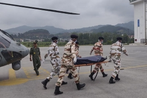Copters retrieve 7 bodies believed to be Himalayan climbers