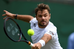 Opelka pulls off another upset at Wimbledon, beats Wawrinka