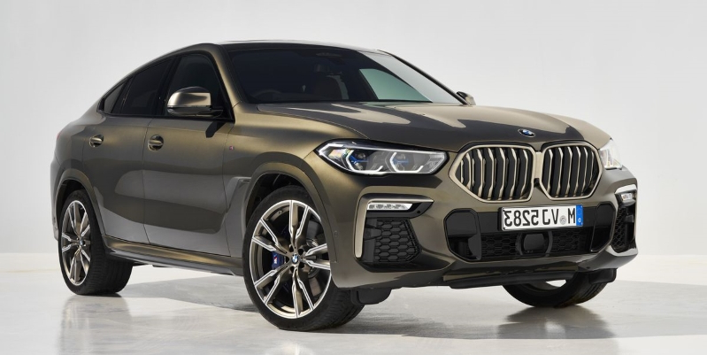 News The 2020 Bmw X6 Is Bigger Quicker And Still Ridiculous