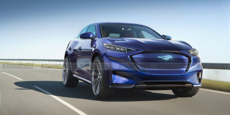 2021 Ford Mach E Is Ford's First Electric SUV >> News The 2021 Ford Mach E Will Combine Electric Power With Mustang