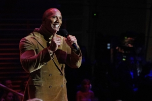 Dwayne Johnson and Other Stars Shaken by 'Loooong' 6.4 Earthquake in Southern California