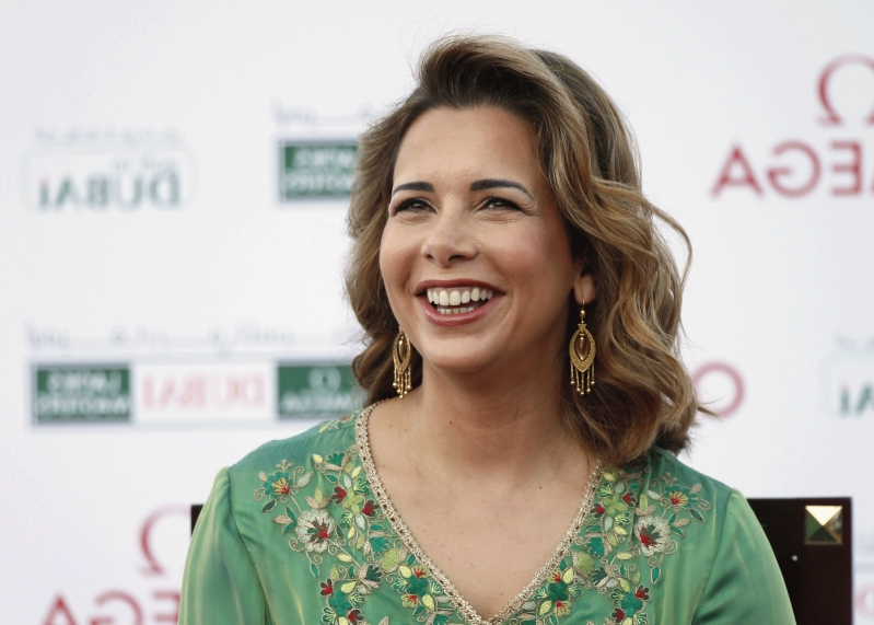 US News: EXCLUSIVE: Dubai ruler's wife Princess Haya spent
