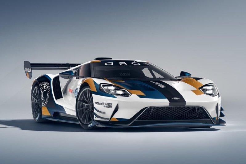 News: Ford GT Mk II has so much downforce it can drive