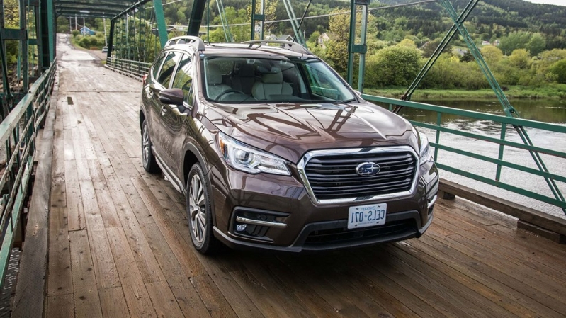 News Subaru Announces 2020 Ascent Updates Pricing