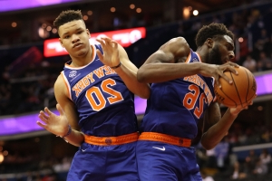 Knicks become betting favorites ... to win NBA Summer League