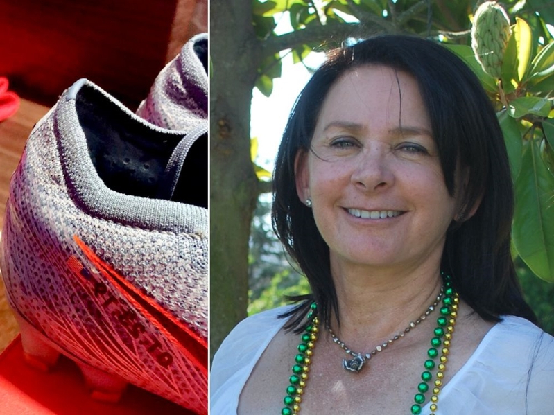 Sport: Mother's Death a Source of Sudden Sadness, Tribute