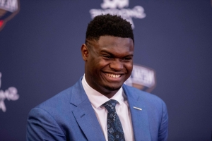 Pelicans reveal planned summer-league workload for Zion Williamson