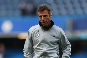 Zola frustrated after been made to wait on Chelsea decision
