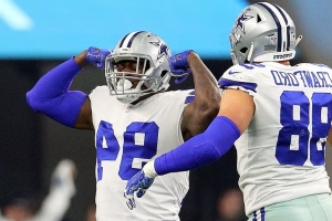Report: Cowboys' Gregory to apply for NFL reinstatement