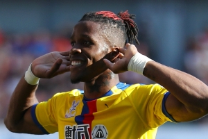 Whatever happened to speaking facts? – Zaha posts cryptic message amid Arsenal links